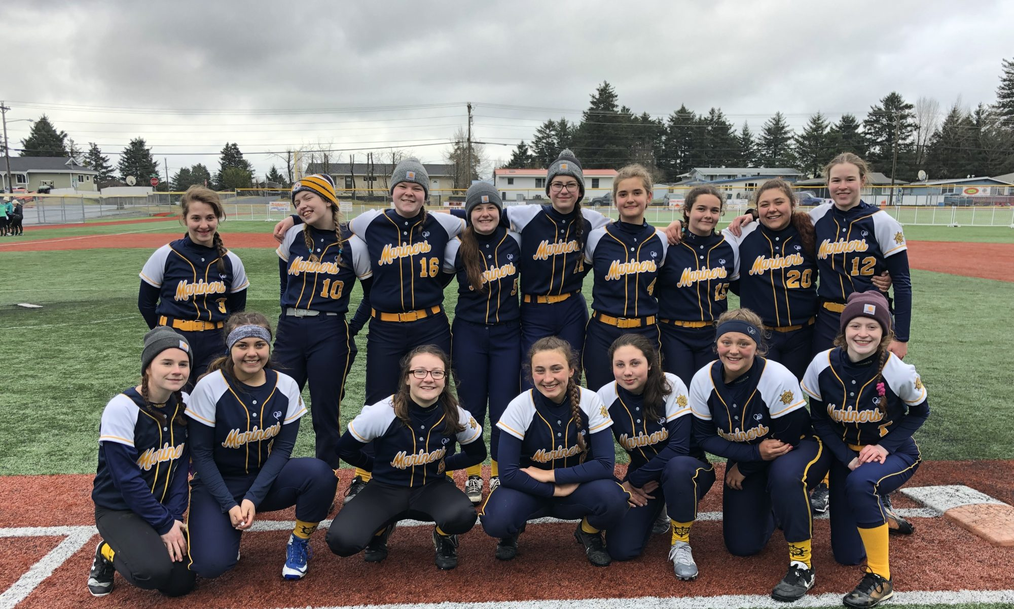 Mariner Softball 2020